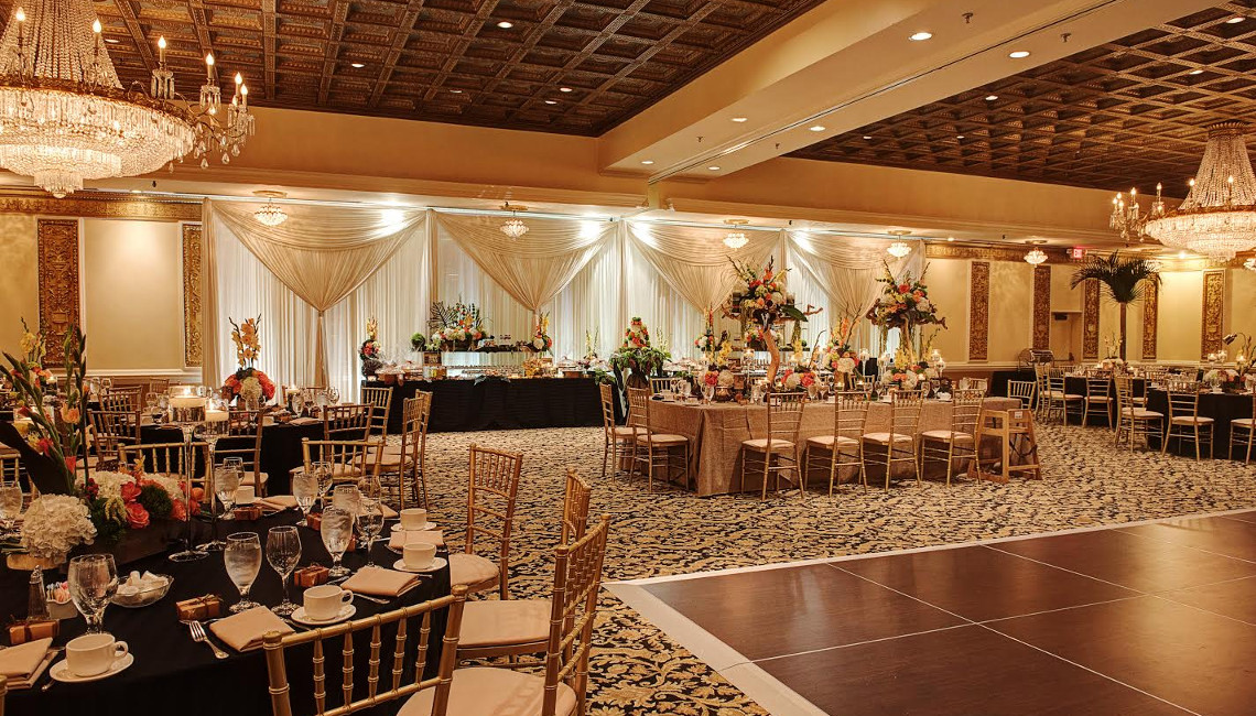Banquet Halls for Baby and Bridal Showers, Baptisms